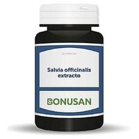 Salvia Officinalis Extracto 60 cápsulas de Bonusan