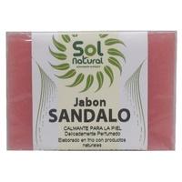 Jabón en Pastilla de Sándalo