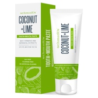 Coconut and Lime Toothpaste