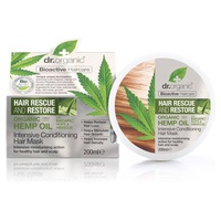 Organic Hemp Haircare Hair Mask 200ml