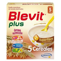 Blevit Plus Superfiber 5 Cereals 5m +