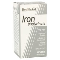 Iron Bisglycinate with Vitamin C