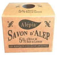 Jabón de Alepo 5% de aceite de laurel