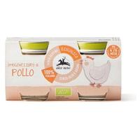 Baby Food Bio kurczak karma dla niemowląt