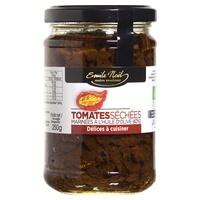 Tomates sechées marinée huile olive bio