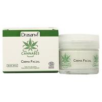 Ecocert Cannabis-Gesichtscreme