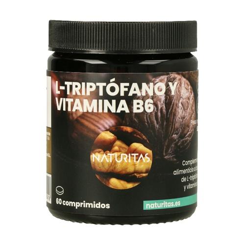 L-Triptófano y Vitamina B6