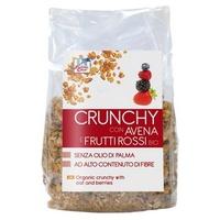 Crunchy Con Avena E Frutti Rossi