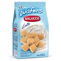 Wafers de Leche Late