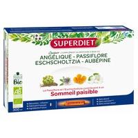 Cuarteto Pasiflora Relajacion Bio 20 ampollas x 15 ml  de Super Diet