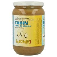Tahin sesame cream with sea salt