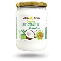 Aceite de coco desodorizado