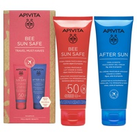 Travel Formats: Hydra Fresh Milk Spf50 + Cool & Sooth Gel-Cream After Sun