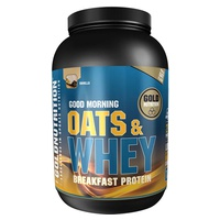 Oats and Whey Protein