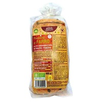 Fette Di Pane Di Farro Con Semi