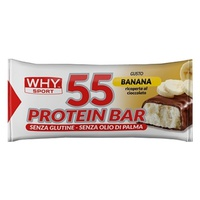 Barra de proteína sabor banana