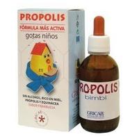 Própolis baby (própolis sin alc) gotas