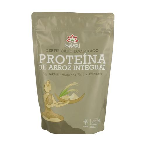 Proteina de Arroz Integral Bio