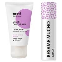 Set Crema Mani + Balsamo Labbra Idratante