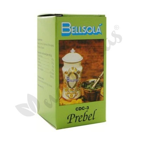 Cdc-3 Prebel 60 comprimidos de Bellsola