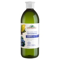 Antioxidant Shower Gel With Blueberry And Argan Extract Sensitive Skin