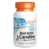 Acetil L-Carnitina con Carnitinas Biosint 500 mg