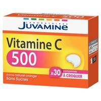Witamina C 500 - tabletki do żucia z punktacją