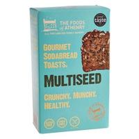 Trostadas Multisemilla Gourmet Sin Gluten