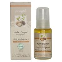 Aceite de argán virgen orgánico