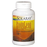 Body Lean 90 cápsulas de Solaray - Kal