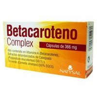 Betacaroteno Complex