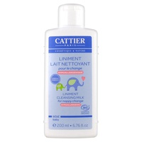 Liniment - Cleansing milk for diapers