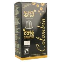 Cápsula Ecológica Biodegradables de Café Colombia