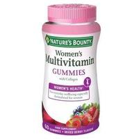 Multivitamínico Mujer con Colágeno Gummies