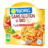 Fusilli Sauce Provençale sans gluten