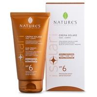 Crème solaire visage et corps SPF6