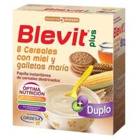 Blevit Plus Cerales con miel y galletas maría