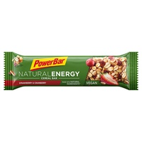 Natural Energy Cereal Fragola e Mirtillo Rosso