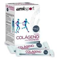 AmlSport Colágeno con Magnesio