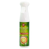 Pre-pick spray for outdoor and indoor environments