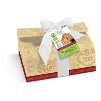 Spelled Panettone and Organic Vegan Chocolate