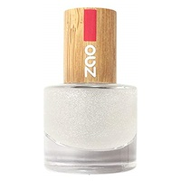 Smalto per unghie 665 Top coat glitterato