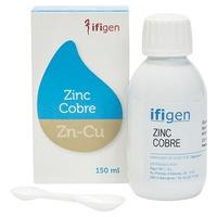 Zinc-Cobre (Zn-Cu) Oligoelementos