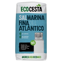Sal marinho fino orgânico