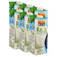 Bebida de arroz con calcio Bio