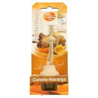 Ambientador de Canela y Naranja para Coche