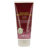 Shampooing Gel Douche Aloé, Homme