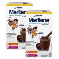 Pack 2x1 Meritene Junior Batido Chocolate