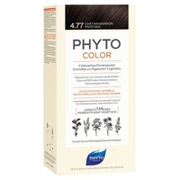 Phytocolor 4.77 Intense Brown Chestnut