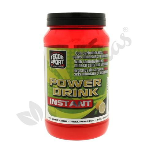 Power drink instant sabor limón